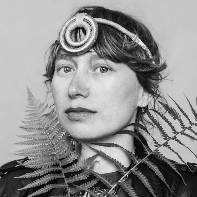 Portrait of Melanie Bonajo